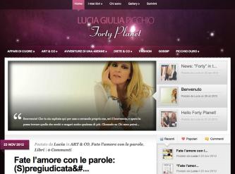 Lucia Giulia Picchio – Forty Planet
