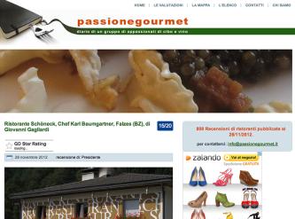 Passion gourmet